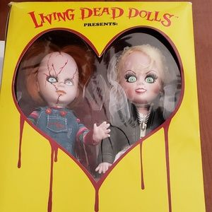 Other - Living Dead Dolls Bride of Chucky